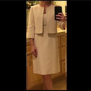 Tahari dress with jacket